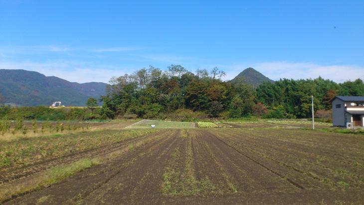 沼田市の戸神山